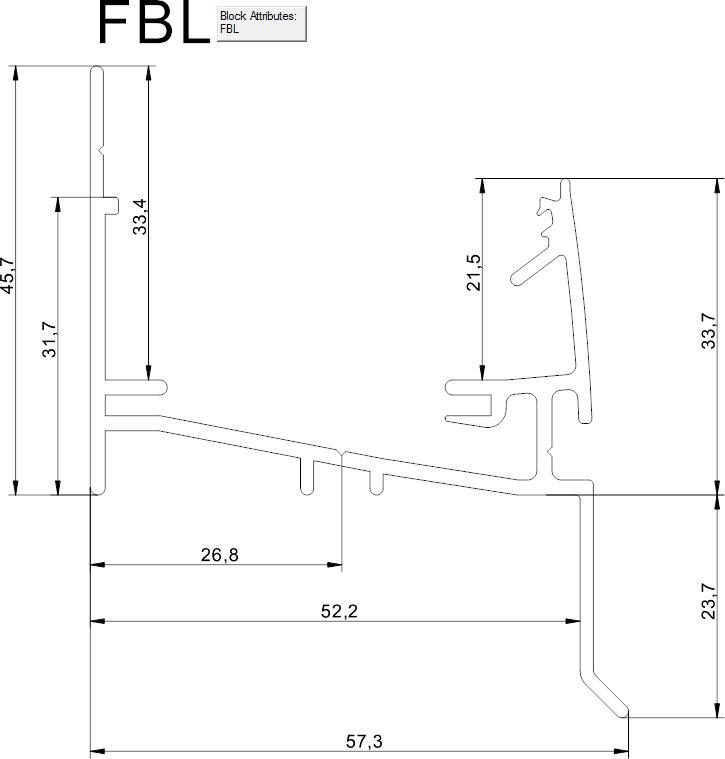 aluminumprofile 40 mm paneel aluprofile terrassen berdachungen stegplatten und markisen. Black Bedroom Furniture Sets. Home Design Ideas