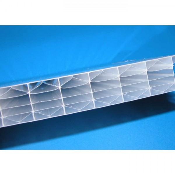 Doppelstegplatten Reflex Pearl