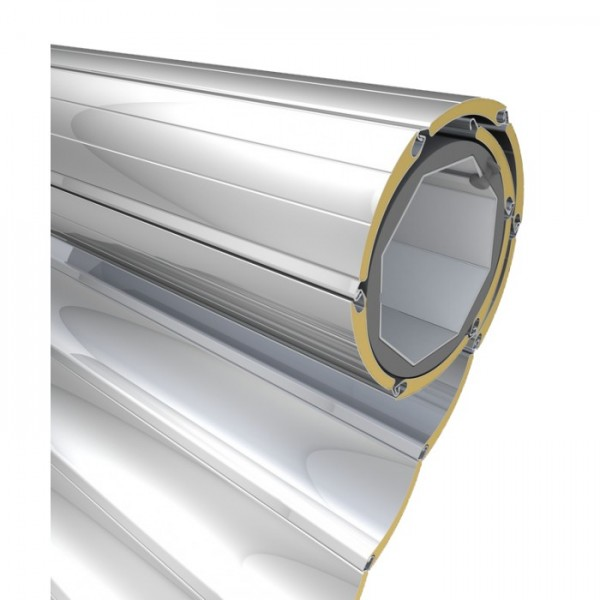 Rollladenpanzer aus Aluminium