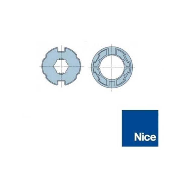 Nice Adapter 51517800 technische Zeichnungen