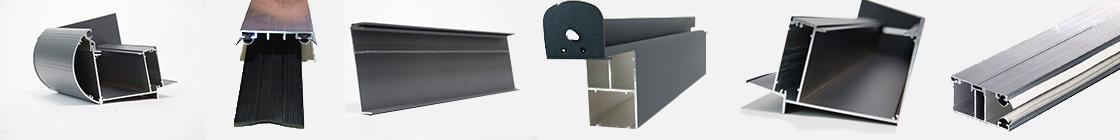 Aluminium Profile Fur Doppelstegplatten Bei Steg Platten De