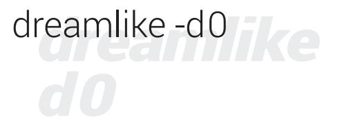 Dreamlike d0