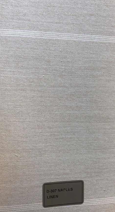 Naples Linen D307