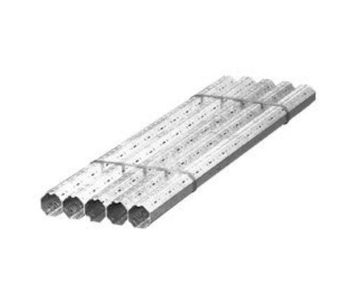 Achtkant - Stahlwelle/Rollladenwelle auf Maß