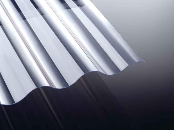Welle 8 PVC Profil 130/30