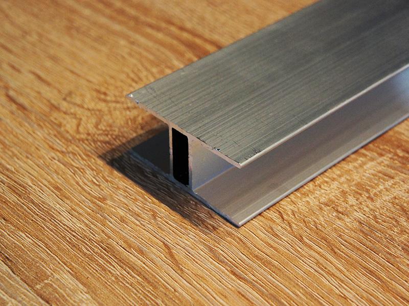 Aluminium H Profil Bei Steg Preiswert Online
