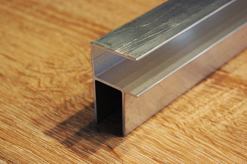 Aluminium Eck Profil Bei Steg Preiswert