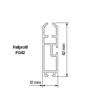 Fallprofil FG 42