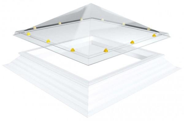 Pyraidenförmige Lichtkuppel