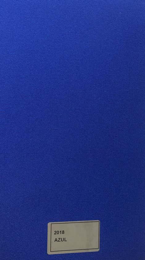 Azul 2018