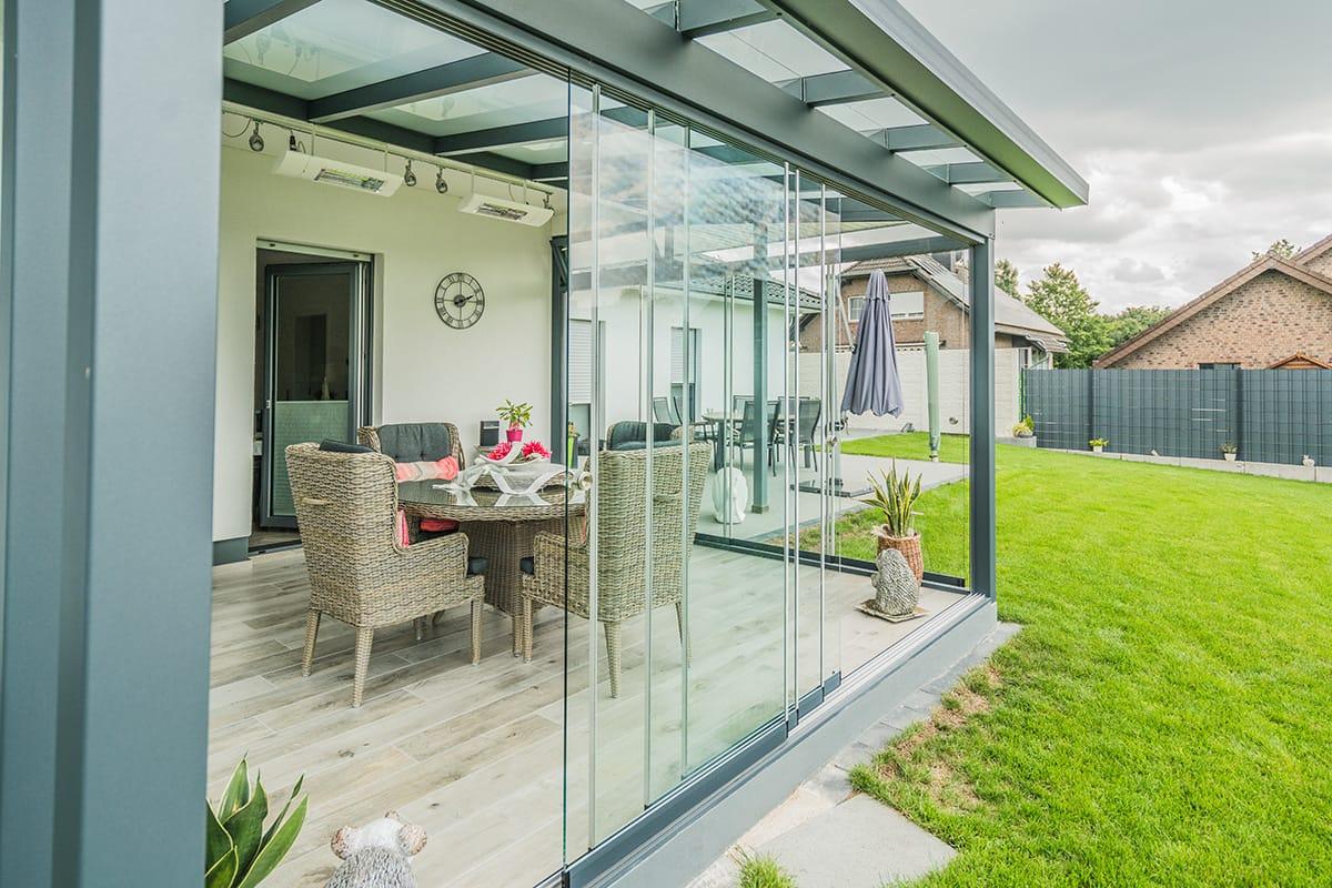 glasschiebeanlagen schienen und profile bei steg preiswert online kaufen. Black Bedroom Furniture Sets. Home Design Ideas