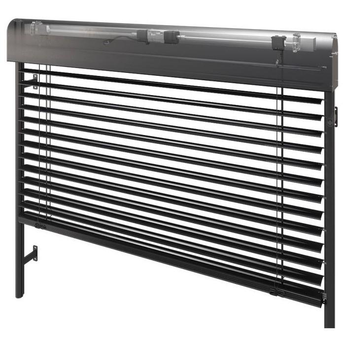 raffstore aussenjalousie c80 bei steg preiswert online kaufen. Black Bedroom Furniture Sets. Home Design Ideas