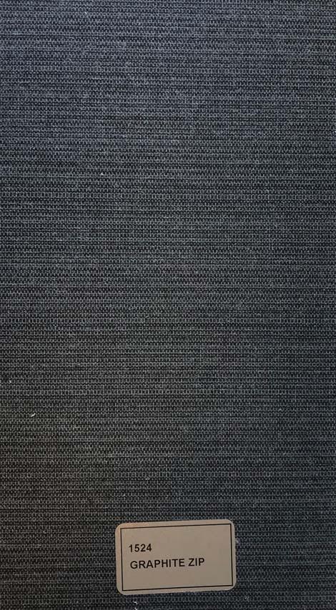 Graphite Zip 1524