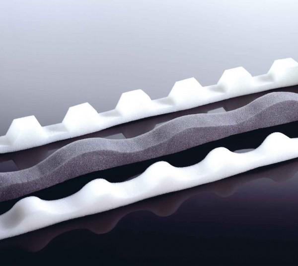 Profilfüller für Wellplatten Wandanschluß