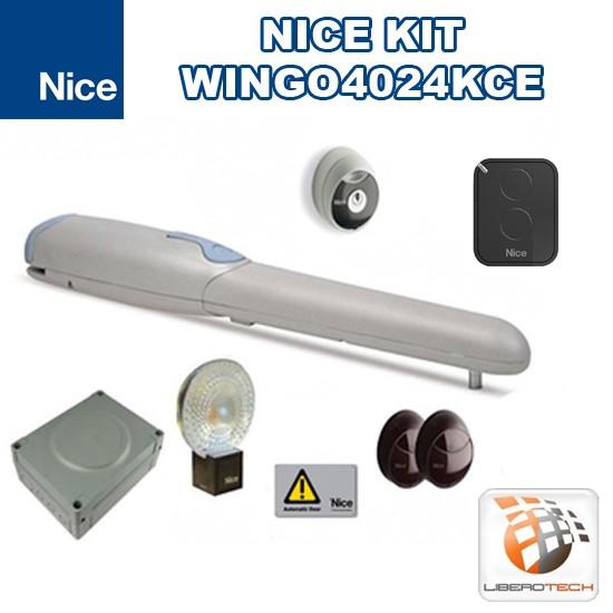 Nice WINGOKIT 4024KCE Drehtorantrieb Set
