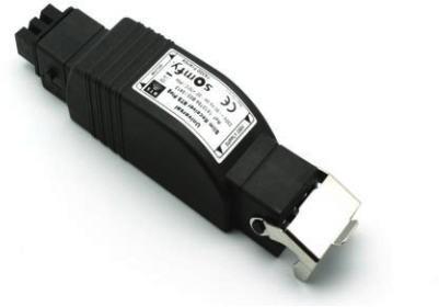 Universal Slim Receiver RTS Stak3/Stas3 Raffstoren