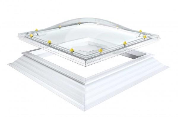 quadratische Lichtkuppel