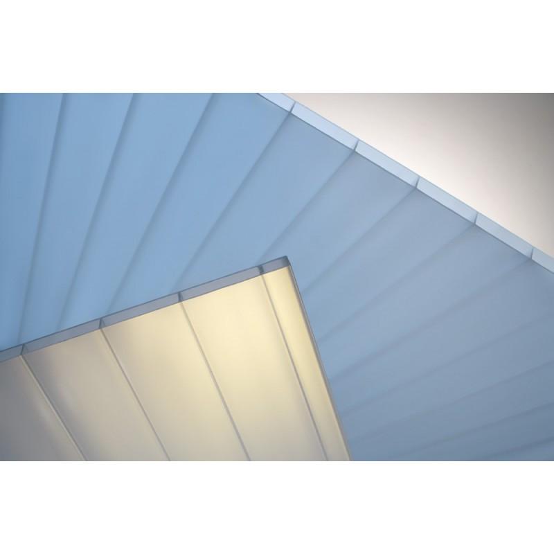 Plexiglas HEATSTOP SDP 16/64 Cool Blue glatt
