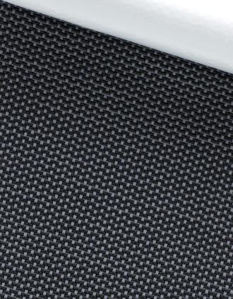 Ebony Grey Polyscreen 314