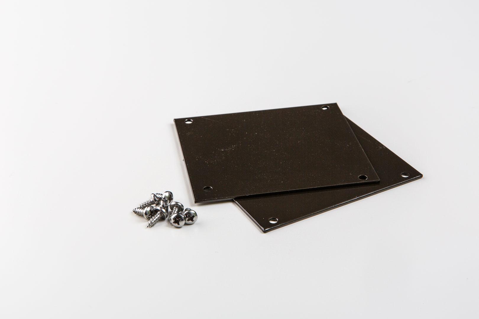 Seitenteile Set Braun Bei Steg Preiswert
