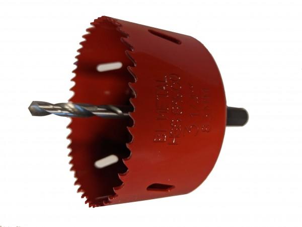 Lochsäge 83 mm mit Aufnahme Werkzeug