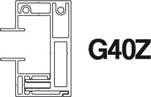 Führungs-Schiene G 40Z