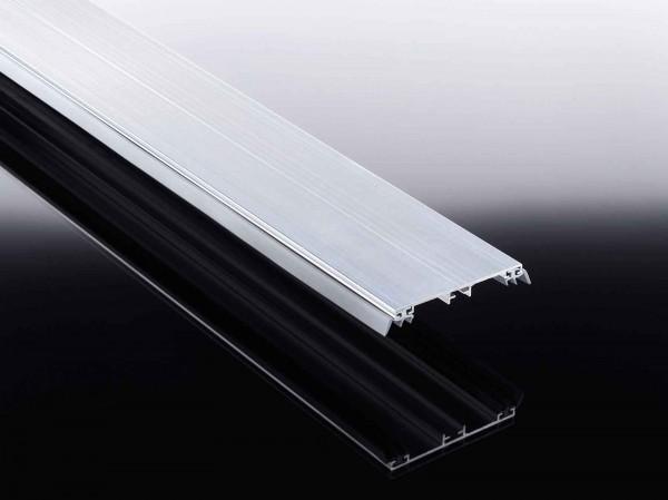 Universalprofil für Glas und Kunststoffplatten Mitteluniversal
