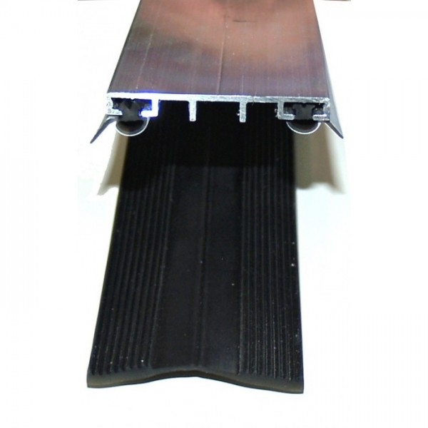 Universalprofil für Glas und Kunststoffplatten