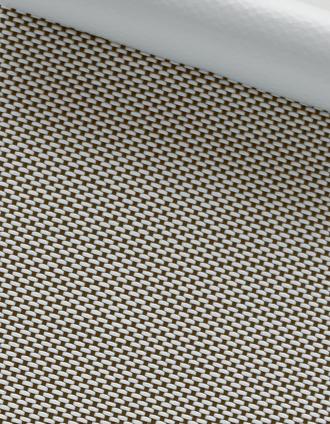 Linen Bronze Polyscreen 314