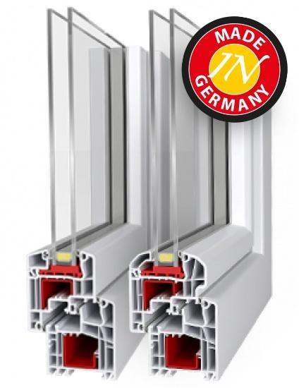 Ideal 5000 Das System mit 70mm Bautiefe